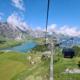 Seilbahn zum Titlis (3020 m), Engelberg, Schweiz